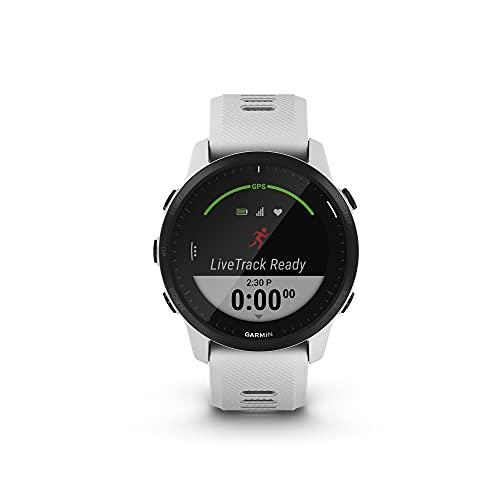 Garmin Forerunner 945 LTE, Premium GPS Running/Triathlon Smartwatch with LTE Connectivity, Whitestone