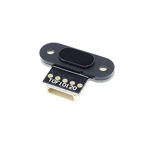 Taidacent 100-1800mm UART I2C Output TOF10120 Laser Distance Sensor Laser Rangefinder Ranging Sensor Time of Flight TOF 10120 Laser Flight Distance Measurement Social Distancing Sensor