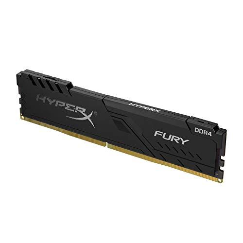 HyperX Fury Black (DDR4, 3200MHz, CL16