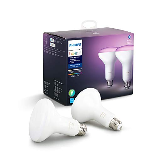 Philips Hue Smart Light BR30 White and Color Ambiance