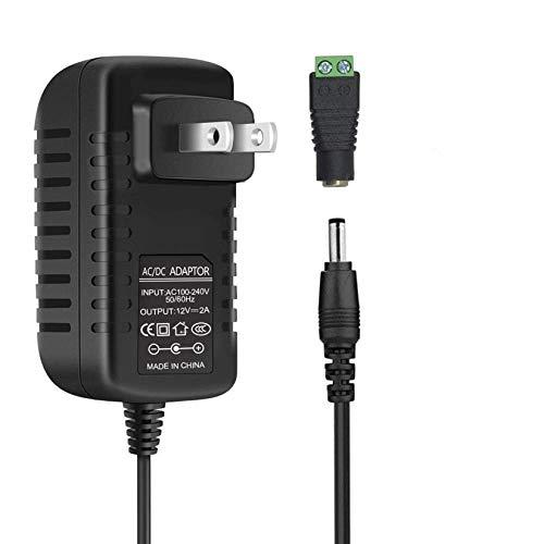 12V/2A (24W) power supply