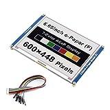 5.65inch E-Ink Display HAT ACeP 7-Color E-Paper Module...