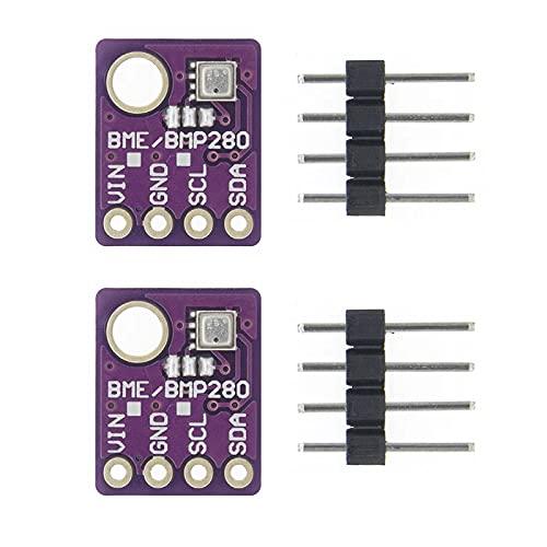 BME280 temperature, humidity, barometric, and pressure Sensor