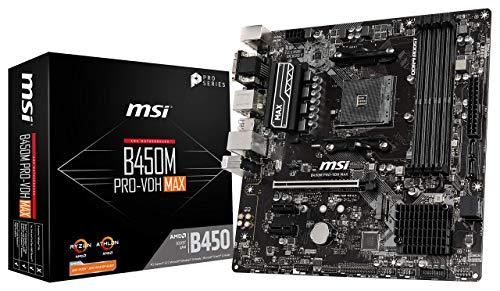 MSI ProSeries B450M PRO-VDH Max