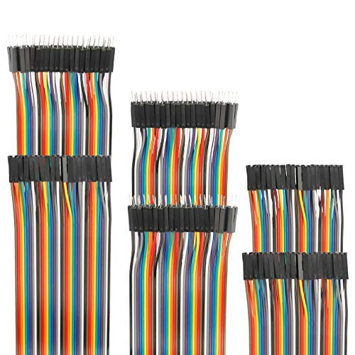 Breadboard Jumper Wires (Dupont cable)