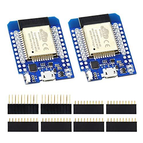 ESP32 mini board (ESP-WROOM-32)