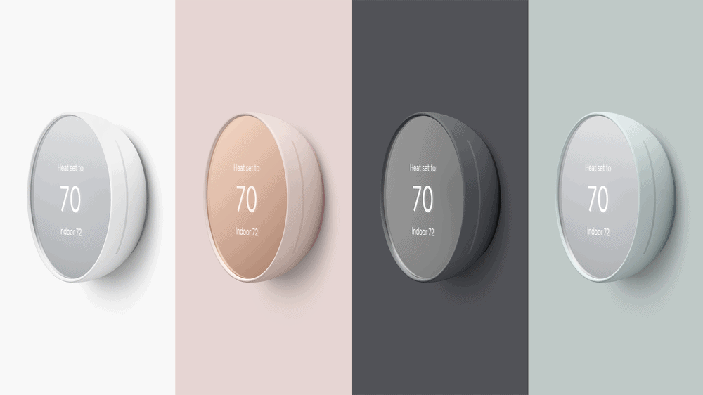 The new Google Nest Thermostat