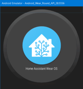 Home Assistant on Wear OS