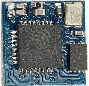 The smallest ESP module from Ai-Thinker, the ESP-09