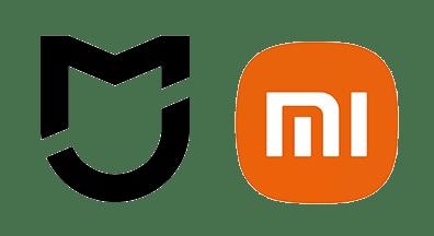 The Mijia and Mi logo