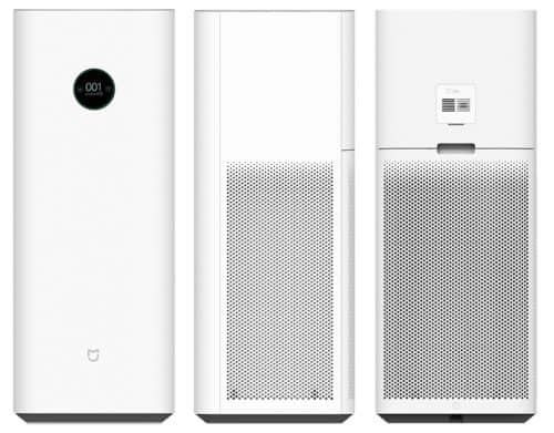 All sides of the Xiaomi Mi Air Purifier F1