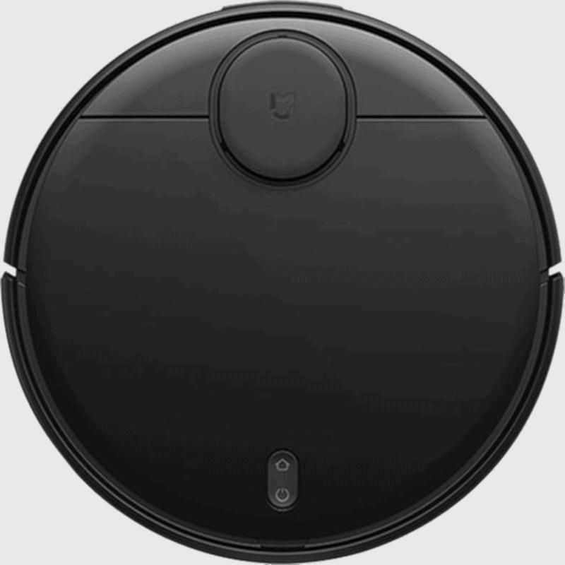 The Xiaomi Mi Robot Vacuum Mop P robot vacuum cleaner from above