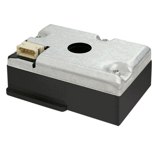 The Wuhan Cubic PM1006 PM2.5 particle sensor