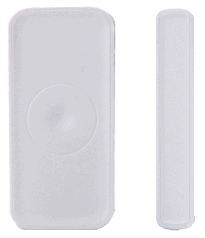 The Silvercrest Smart Window and Door Sensor from Lidl that is compatible with Zigbee2MQTT and ZHA and can seamlessly be integrated with Home Assistant.