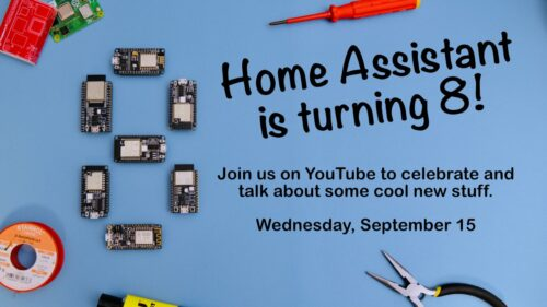The Home Assistant teaser for an announcement being made on Wednesday, September 15.